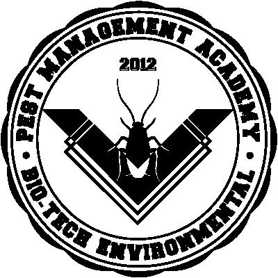 Bio-Tech Environmental's Pest Management Academy logo