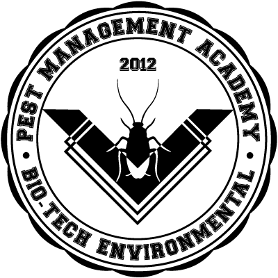 Bio-Tech Environmental's Pest Management Academy logo