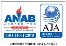 ISO 14001 Logo Pest Control